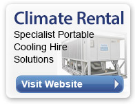 Specialist Portable Cooling Hire