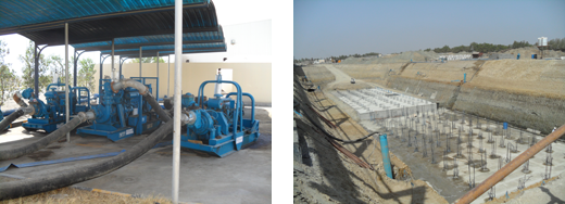 Khansaheb Sykes LLC awarded the deep well dewatering package for the expansion of Sohar Steel at Sohar Industrial Port, Oman