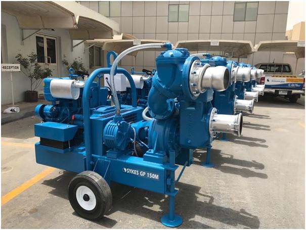Dewatering Pumps utilized as ballast pumps | Khansaheb Sykes Blog